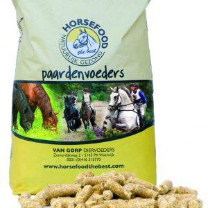 Horsefood maislijnzaadbrok
