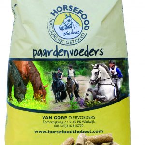 Horsefood JaarlingMerriebrok