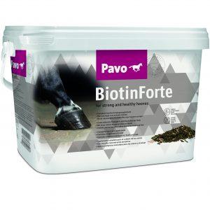 Pavo Biotin Forte