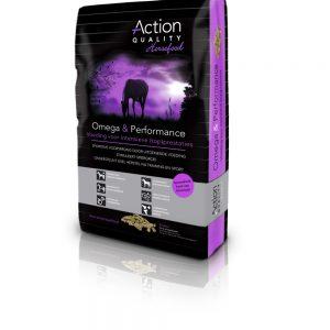 Action Omega en Performance