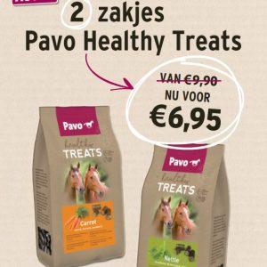 Pavo healthy treats